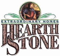 Hearthstone creates custom log homes, timber frame homes, and heavy timber barns, including the Bob Timberlake log lome collection, and special designs for Southern Living.