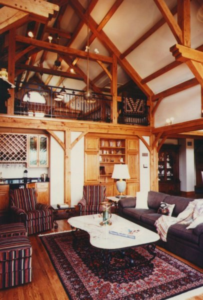 Hearthstone Log And Timber Frame Homes Gallery Timber Frame