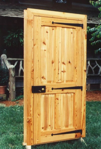 Hearthstone log and timber frame homes gallery log for Log house doors