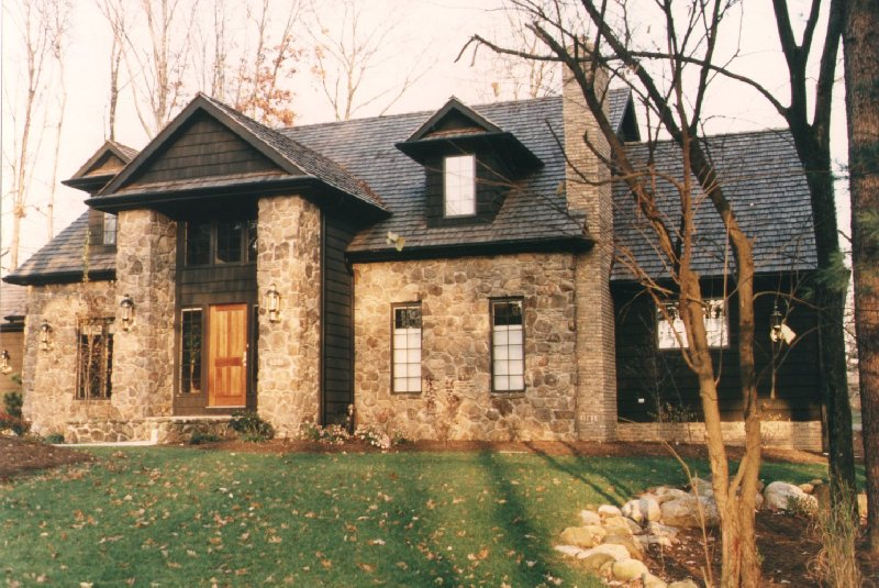 Hearthstone log and timber frame homes gallery timber frame for Stone and timber homes