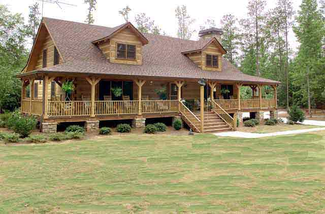 House Plans Wrap Around Porch Single Story