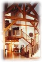Timber Frame Photo Gallery