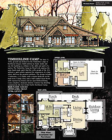 Timberline Camp plans