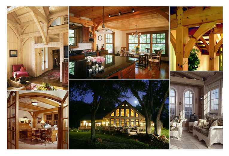 Timber Frame Gallery