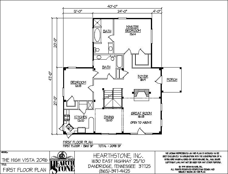 Hearthstone homes collections for Hearthstone homes floor plans