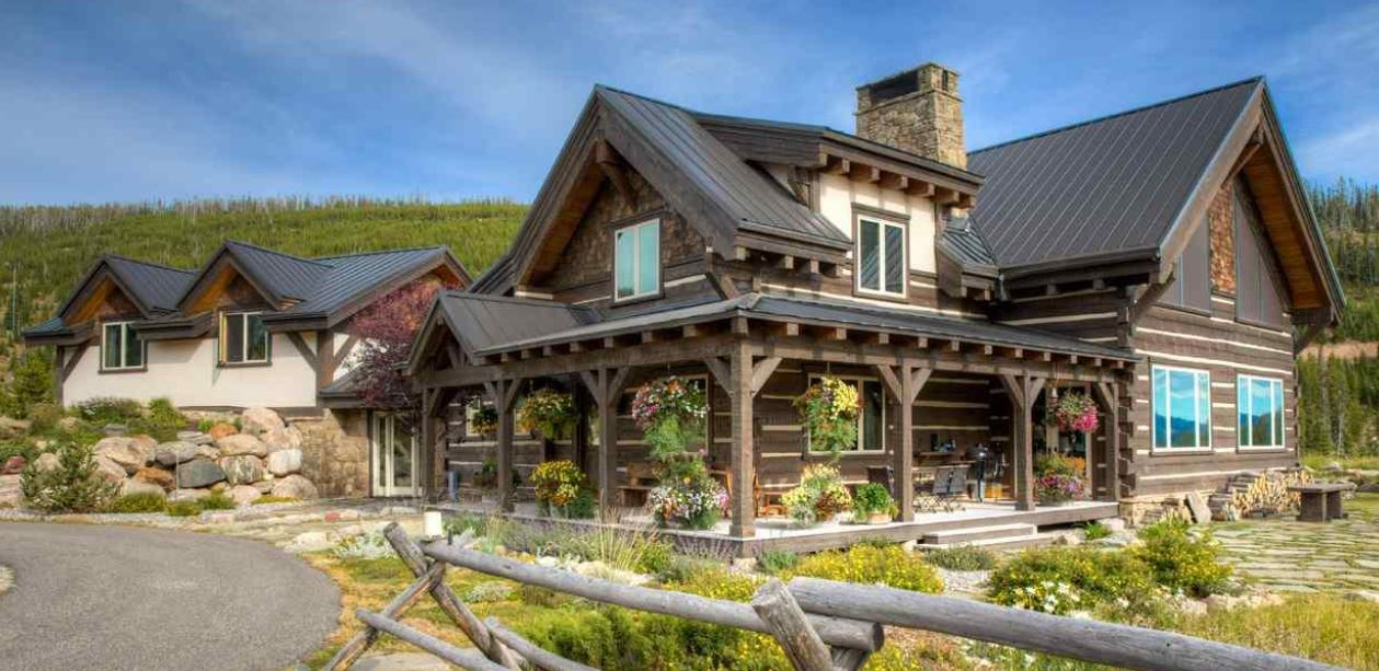 Log Home by HearthStone Homes - Extraordinary Log and Timber Homes