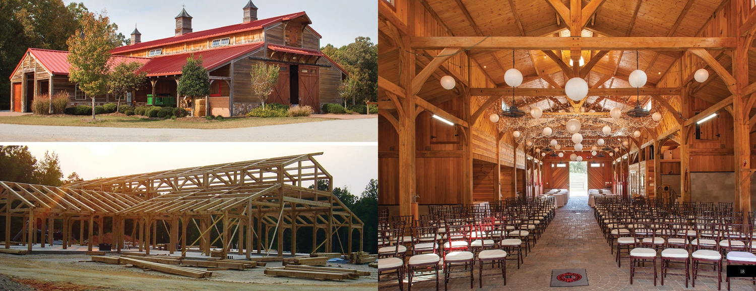 The Top 6 Best Reasons To Build A Custom Barn In 2017