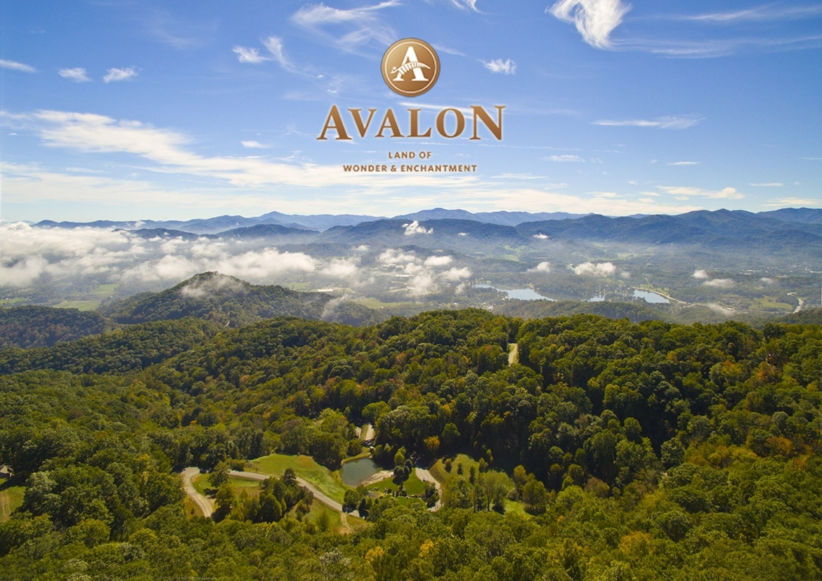 Log Homes In The Avalon Community