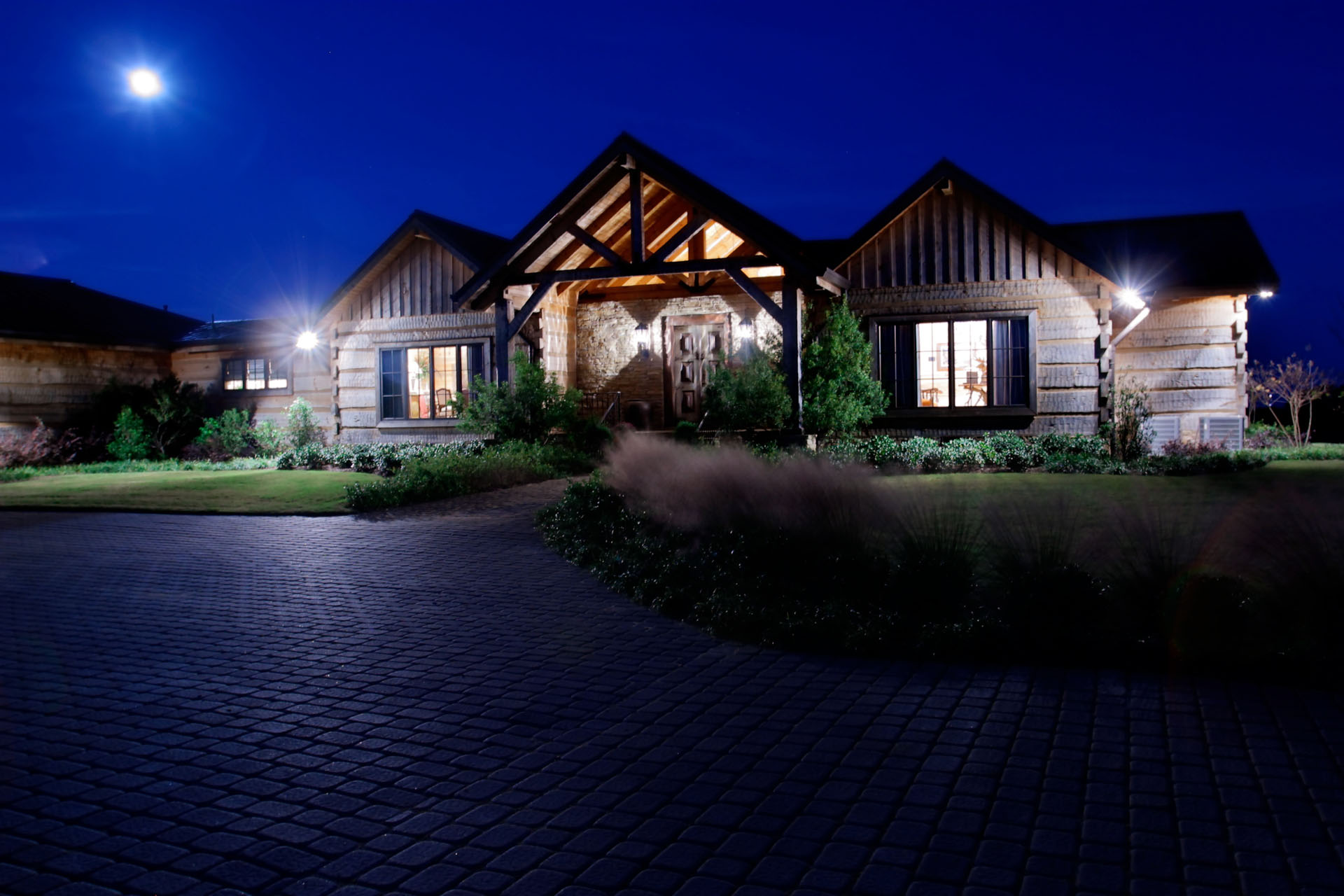 log homes pricing