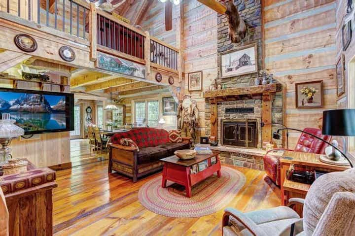 Log Homes, Timber Frame Homes, Custom Homes
