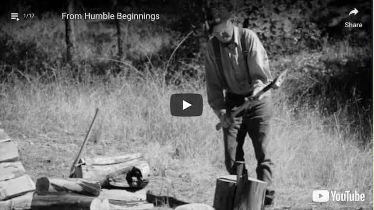 watch From Humble Beginnings by Hearthstone Log Homes