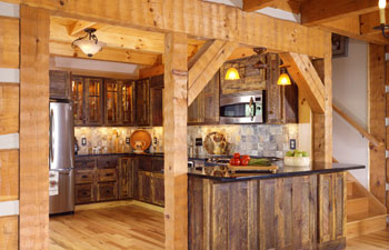 hearthstone timber frame