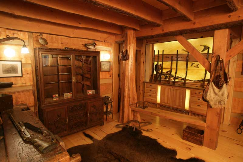 Hearthstone Homes Hand Hewn Projects The Covert Family Home