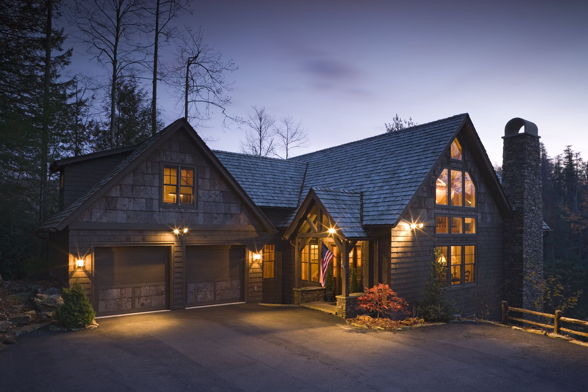Parmelee Timber Frame Hearthstone Homes