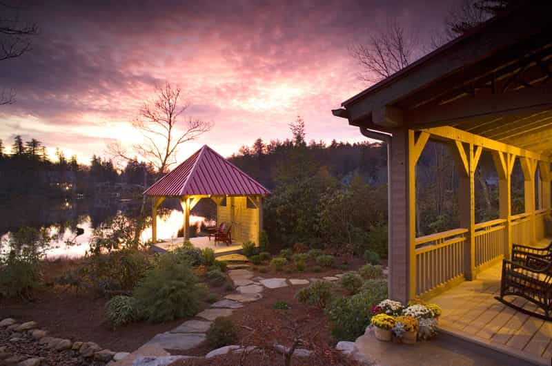 Timber Frame Home Gallery The Jackson S Hearthstone Homes