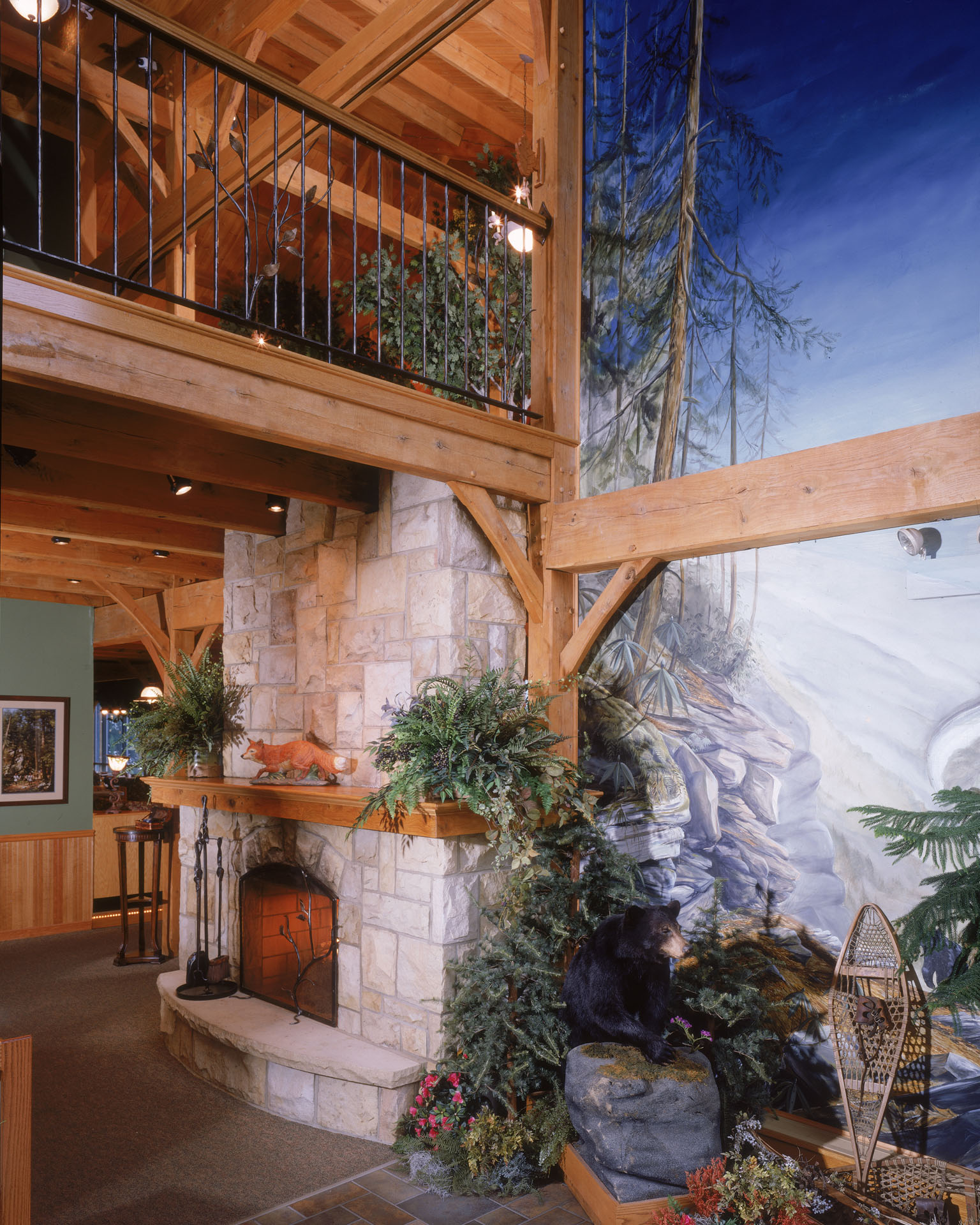 Pin by Hearthstone Homes, Inc. on Oak Restaurant Grille