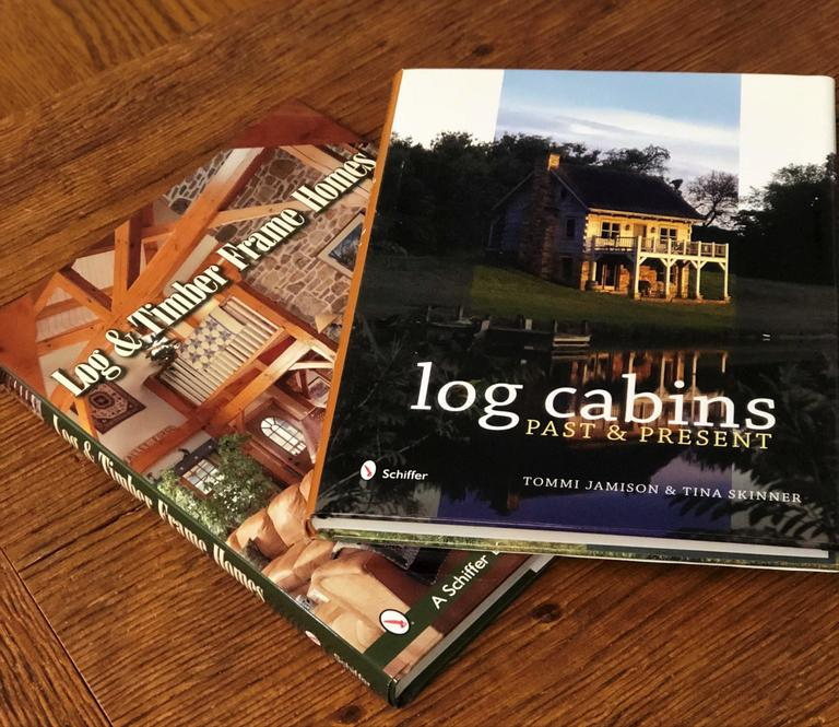 Log Home and Cabin Book