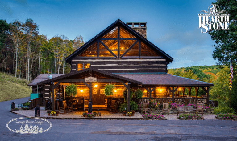 Take a Virtual Tour of the Savage River Lodge and Sleeping Cabins