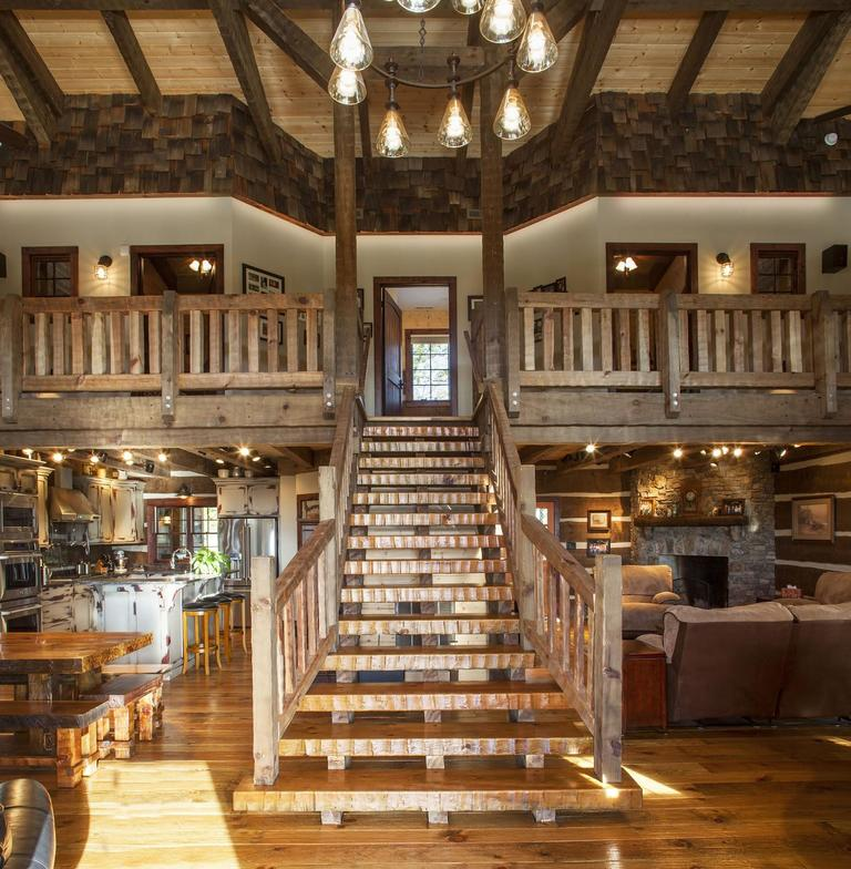 Luxury Log Homes + Timber Frame Homes You Wonu0027t Believe Actually Exist