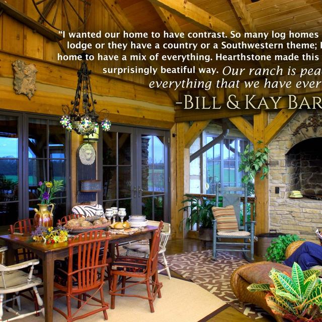 A Hearth Stone Homes Testimonial