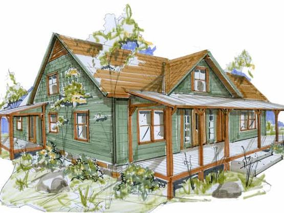 Timber Frame House Plans Log Home Floor Plans With Pictures