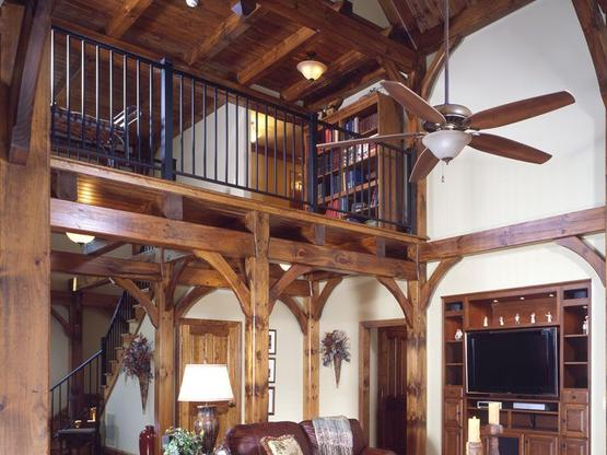 adaptability and flexibility of timber frame homes