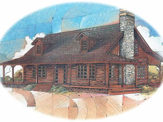 hand hewn log homes for sale