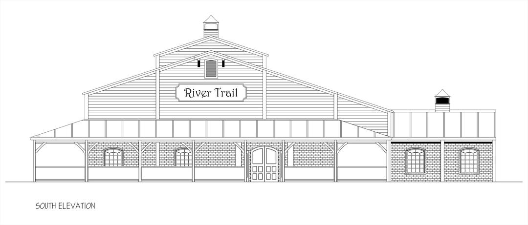 Rivertrail Mercantile Floor Plans