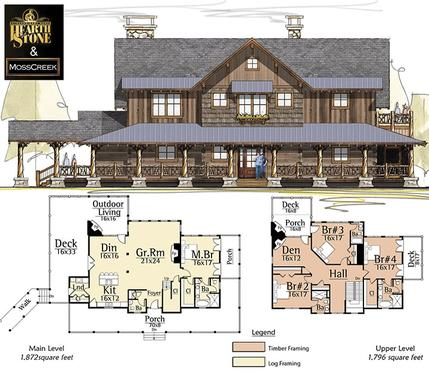 Allegheny hearthstone homes for Hearthstone homes floor plans