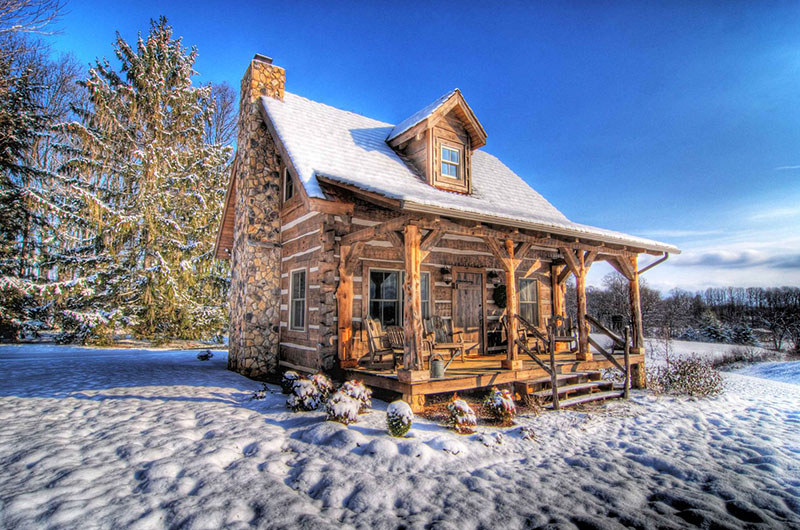 Log homes timber frame log homes custom log homes turn for Hand hewn log cabin for sale